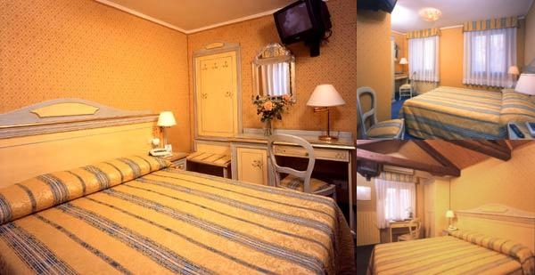 Hotel Falier photo collage