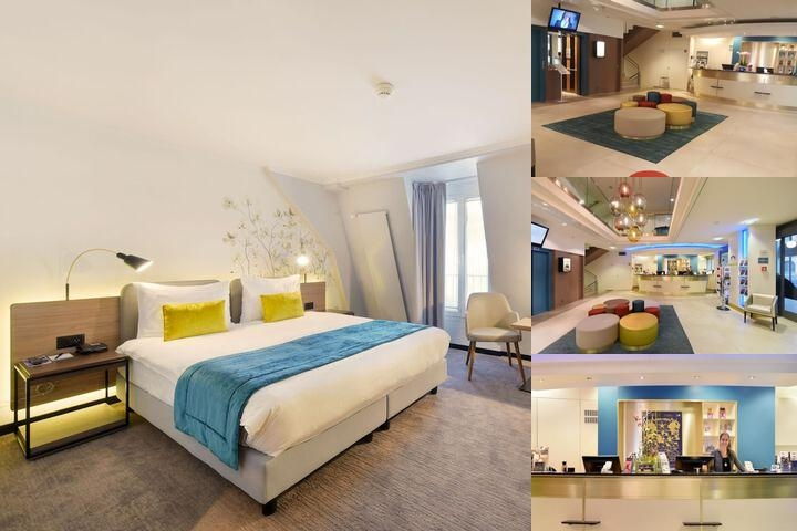 Astra Hotel Vevey photo collage