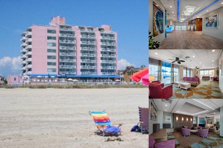 Port O Call Hotel photo collage