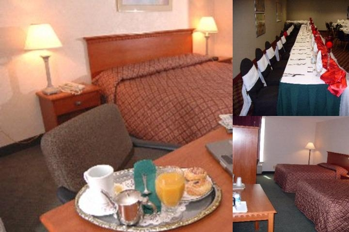 Dayton Airport Hotel photo collage