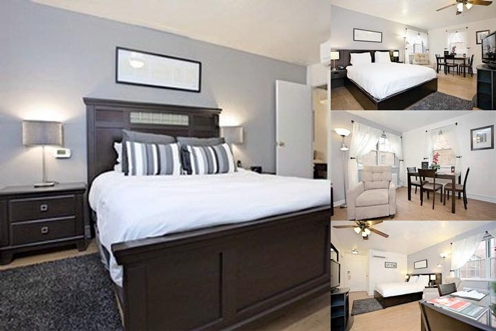Shadyside Inn Suites photo collage