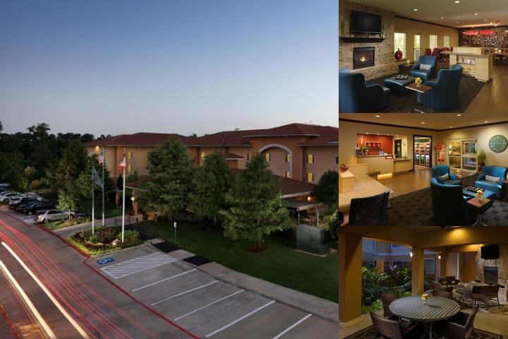 Marriott Towneplace Suites The Woodlands photo collage