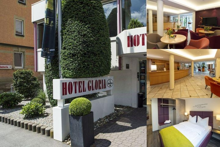 Hotel Gloria Gmbh photo collage