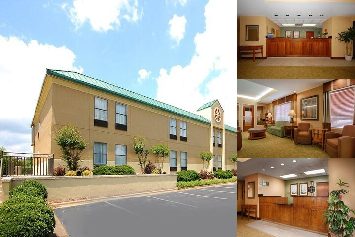 Best Western Edison Inn photo collage