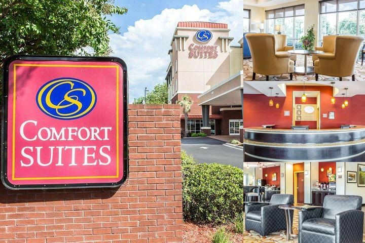 Comfort Suites Rock Hill photo collage