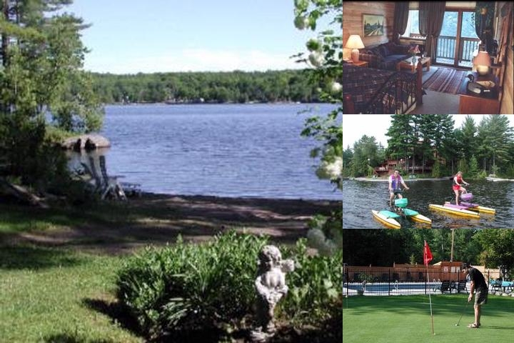Westwind Inn photo collage
