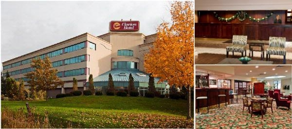 Clarion Hotel & Conference Centre photo collage