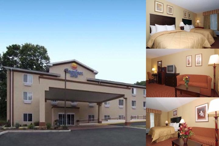 Comfort Inn Naugatuck photo collage