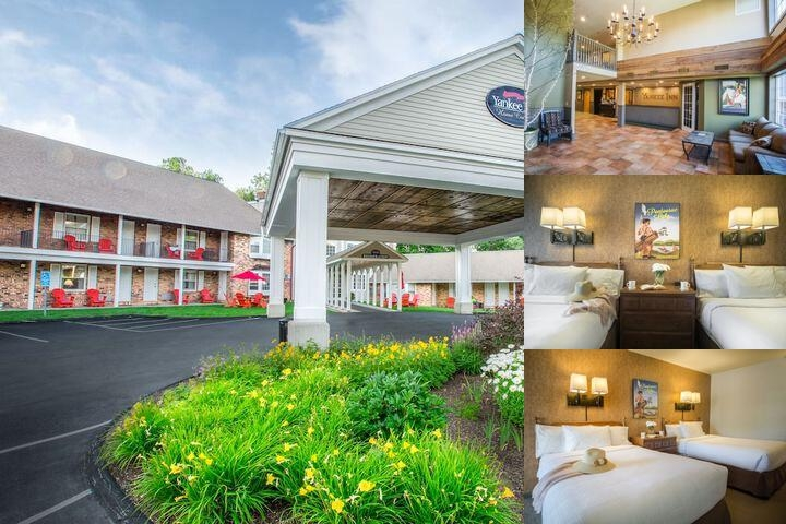Yankee Inn photo collage