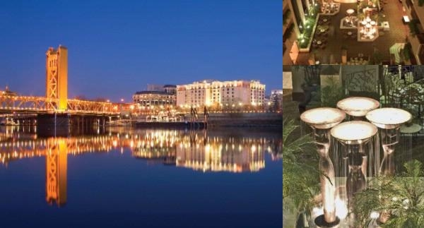 Embassy Suites Sacramento Riverfront Promenade photo collage