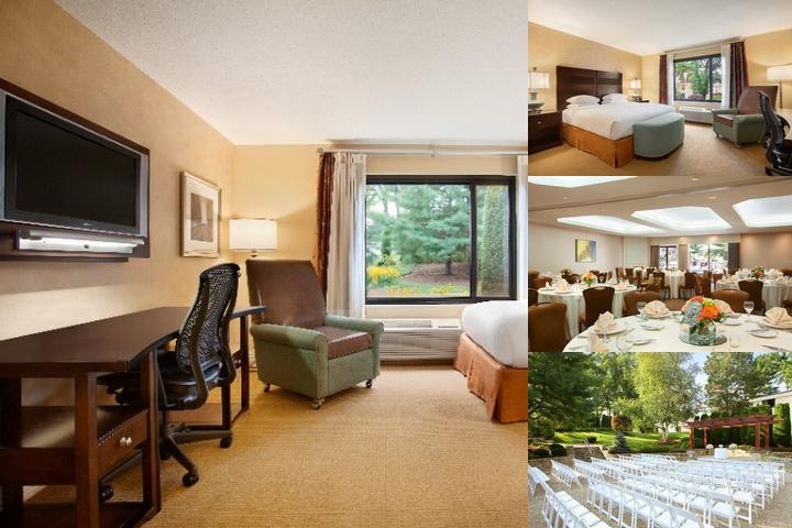 Doubletree Hotel Boston / Bedford Glen photo collage