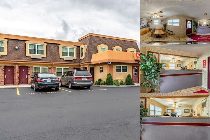 Econo Lodge Worthington photo collage