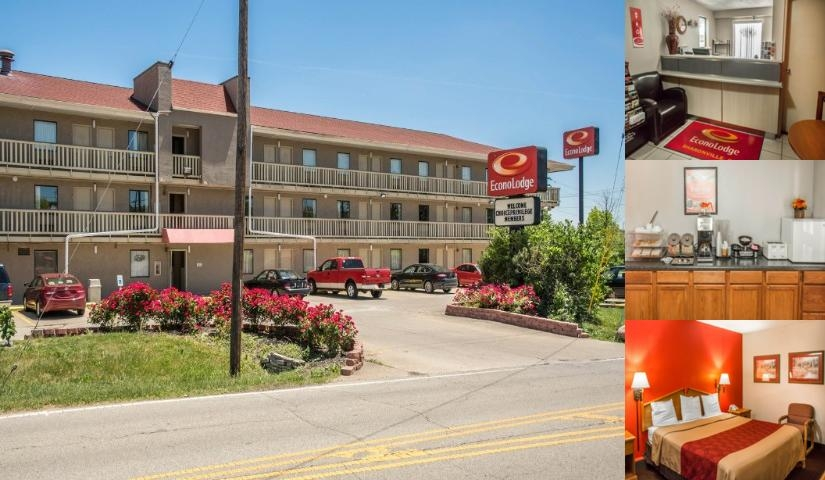 Econo Lodge Sharonville photo collage