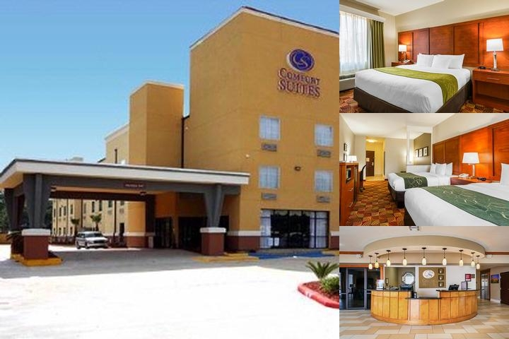 Comfort Suites Lake Charles photo collage