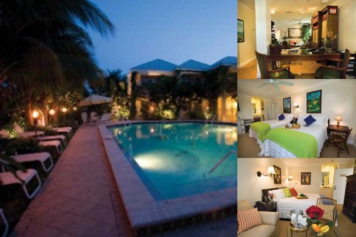 The Caribbean Court Boutique Hotel photo collage