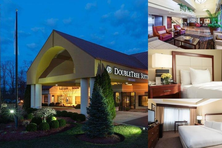 Doubletree Guest Suites Cincinnati photo collage