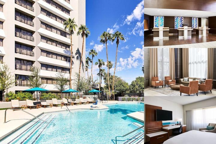 Phoenix Marriott Mesa photo collage