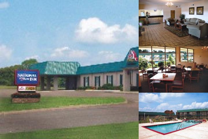 National Inn photo collage