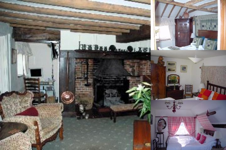 The Old Farmhouse photo collage
