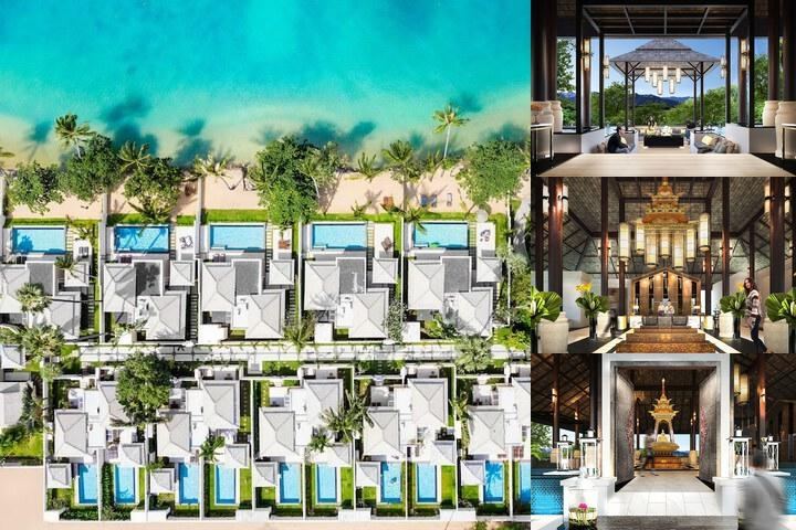 Fair House Villas & Spa photo collage