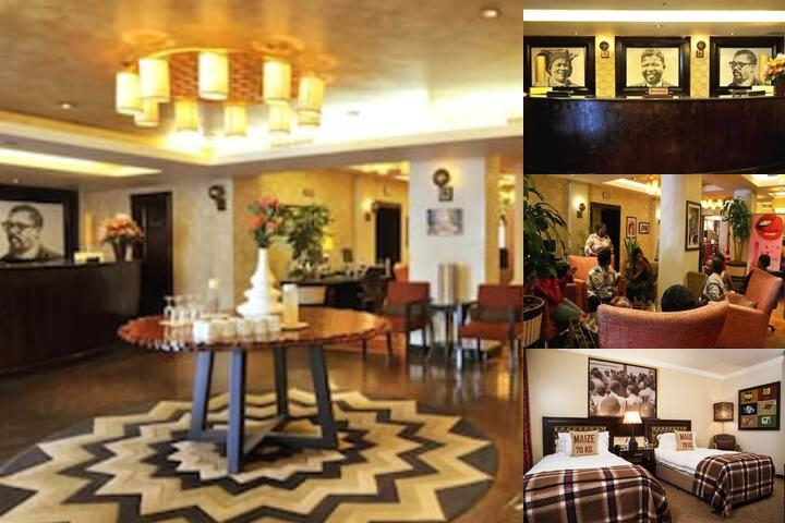 The Soweto Hotel & Conference Centre photo collage