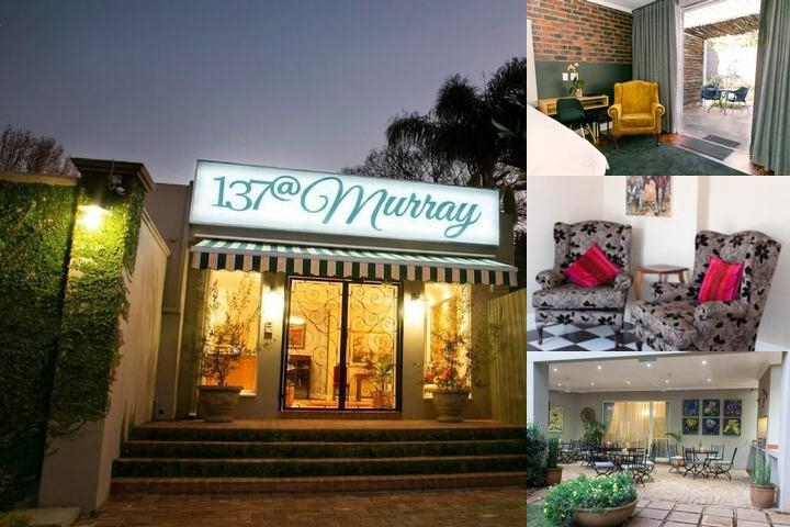 Murray Street 137 Guest House photo collage