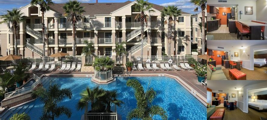 Staybridge Suites Orlando Lake Buena Vista photo collage