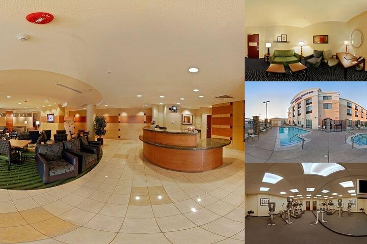 Springhill Suites by Marriott Lancaster Palmdale photo collage