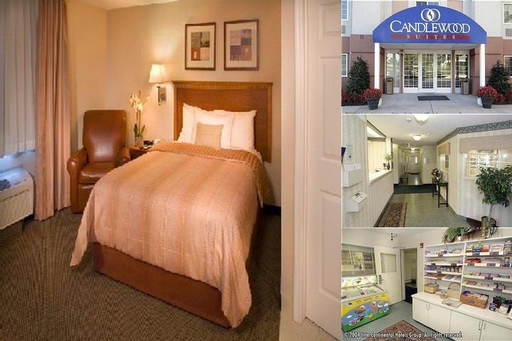 Candlewood Suites Richmond South photo collage