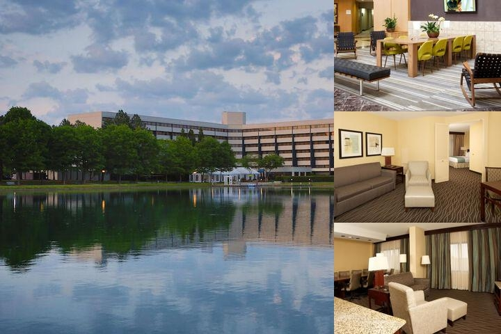Doubletree Suites by Hilton Raleigh Durham photo collage
