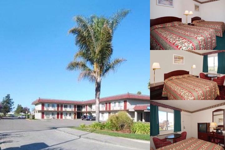 Rodeway Inn Rohnert Park photo collage