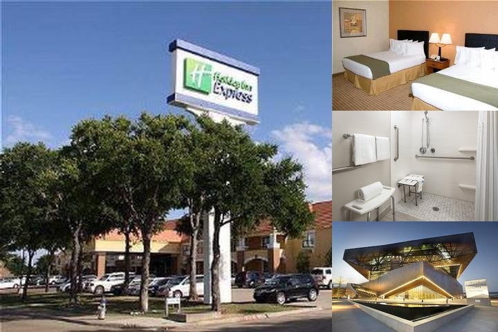 Holiday Inn Express & Suites Dfw Airport North photo collage