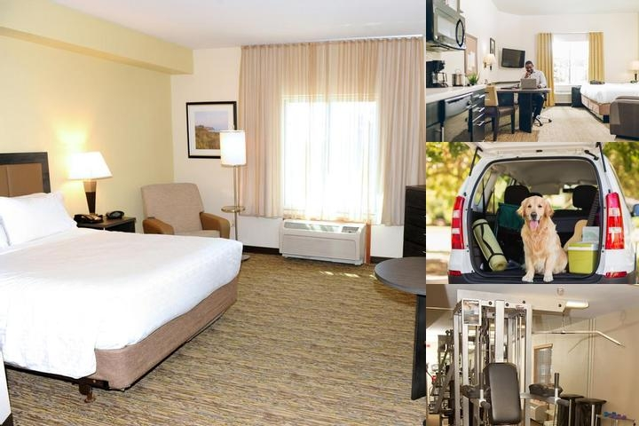 Candlewood Suites Santa Maria photo collage