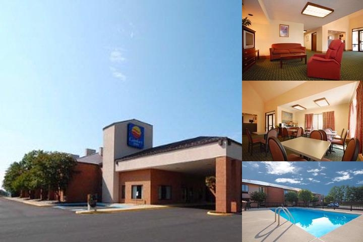 Comfort Inn Smith Mountain Lake photo collage