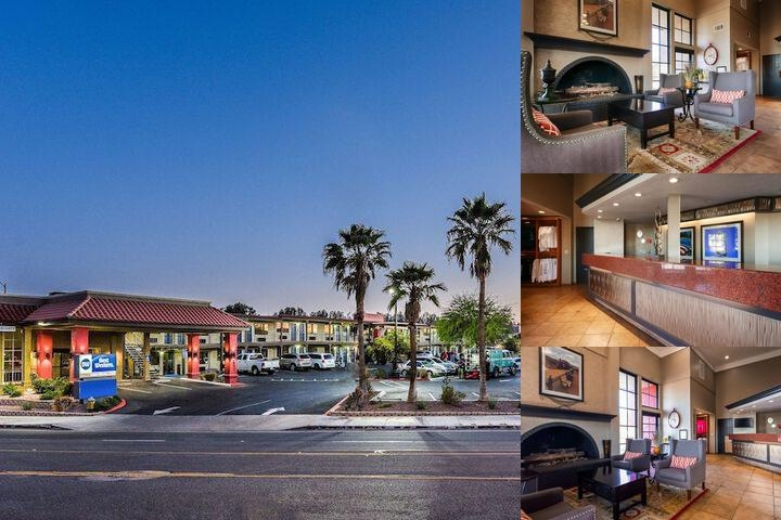 Best Western Desert Villa Inn photo collage