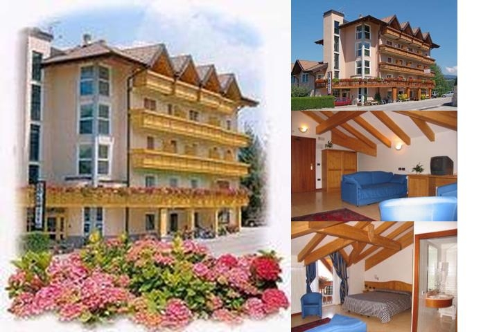 Hotel Dolomiti photo collage
