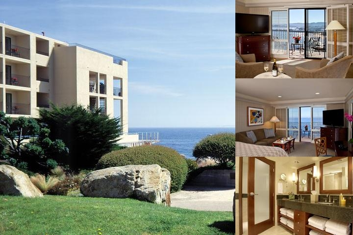 Monterey Bay Inn photo collage