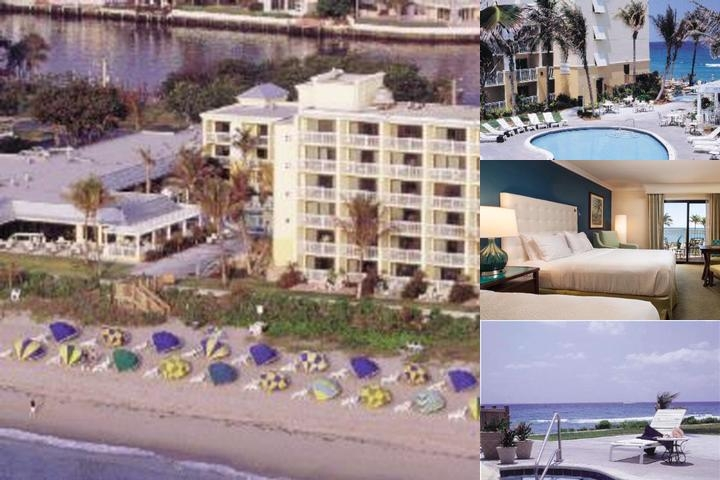 Delray Sands Resort photo collage