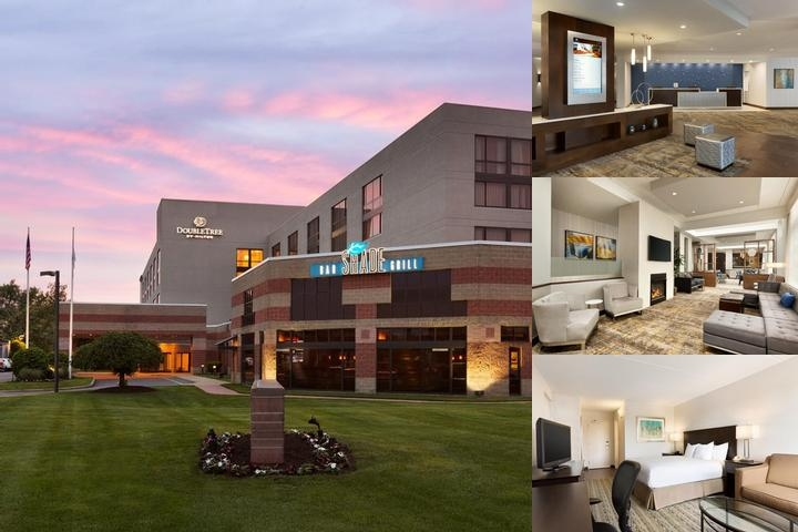 Doubletree by Hilton Hotel Hartford Bradley Airpor photo collage