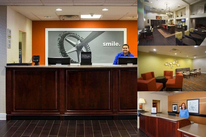 Hampton Inn & Suites Valdosta photo collage