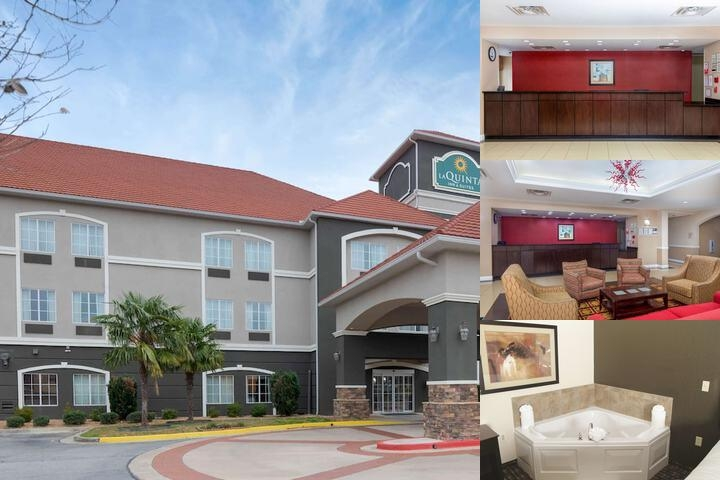 La Quinta Inn & Suites Macon West photo collage