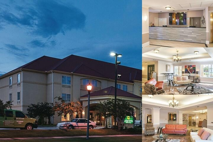 La Quinta Inn New Orleans Slidell photo collage