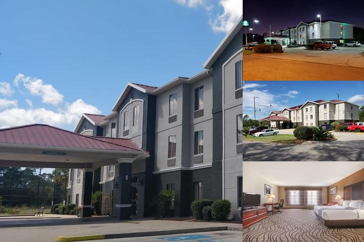 La Quinta Inn Moss Point photo collage