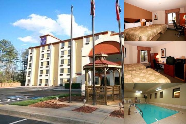 Sleep Inn Northlake photo collage