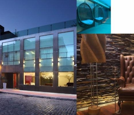 Mansion Vitraux Boutique Hotel Wine Lounge & Spa photo collage