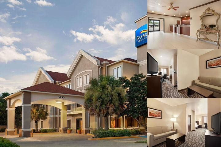 Baymont Inn & Suites Clute photo collage