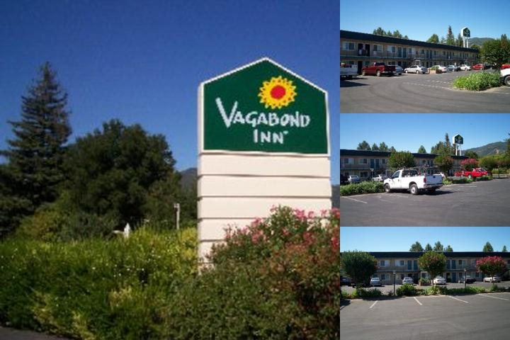 Vagabond Inn photo collage