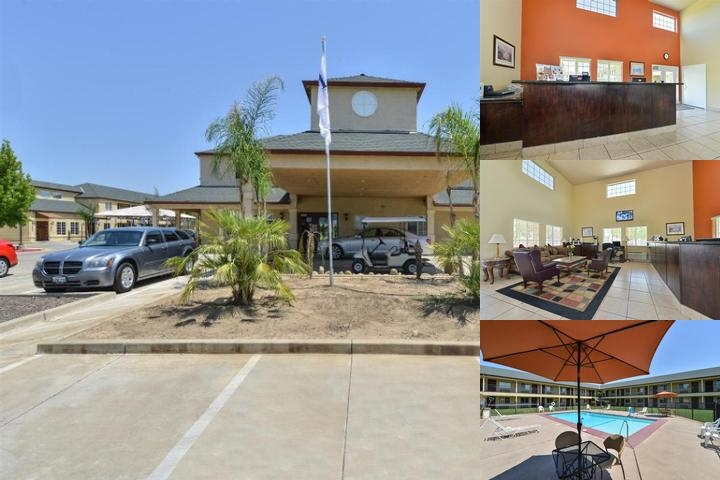 Quality Inn & Suites Yuba City photo collage