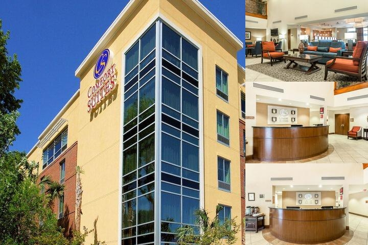 Comfort Suites West of The Ashley photo collage