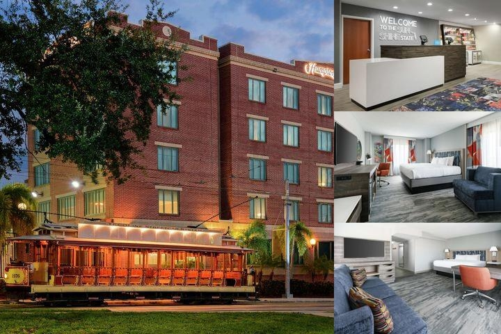Hampton Inn & Suites Ybor City / Downtown Tampa photo collage